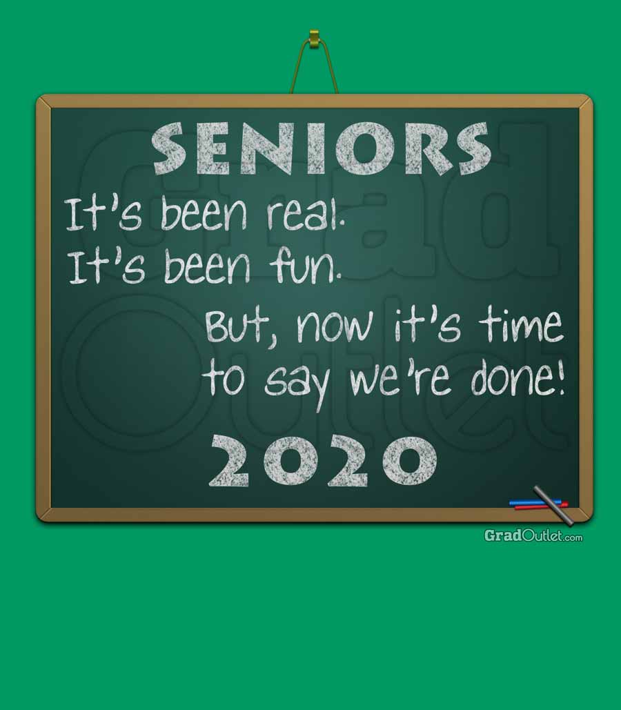 Chalkboard Senior Poem
