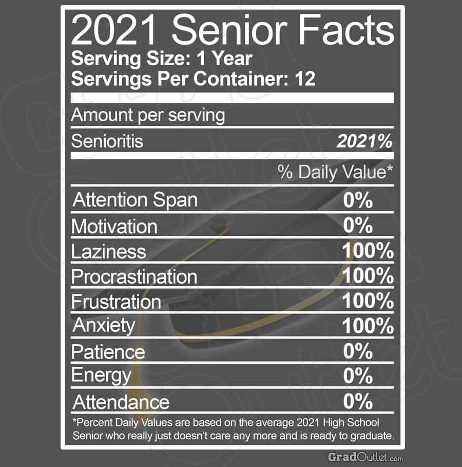 Senior Educational Facts - Light