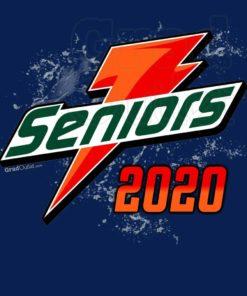 Sports Drink Senior Logo