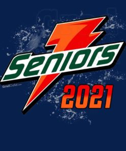 Sports Drink Senior Logo