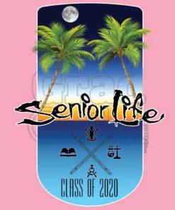 Senior Life - Sunset on the Beach