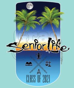 Senior Life - Sunset on the Beach