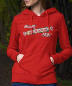 Sweet Senior Sugar Snacks Hoodie