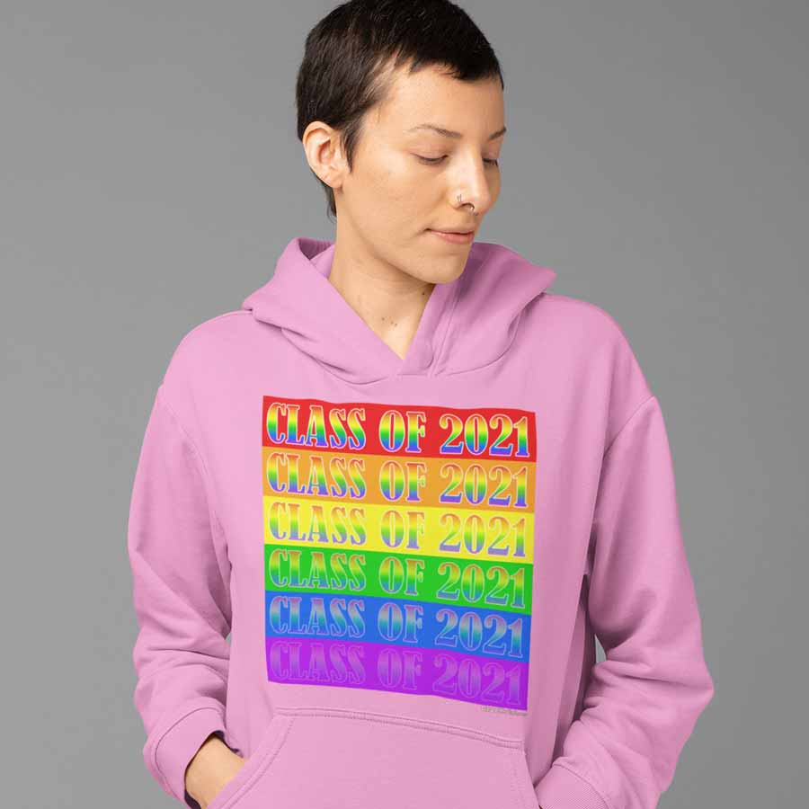 Ultimate Pride Shirt - GLBT and class! Hoodie