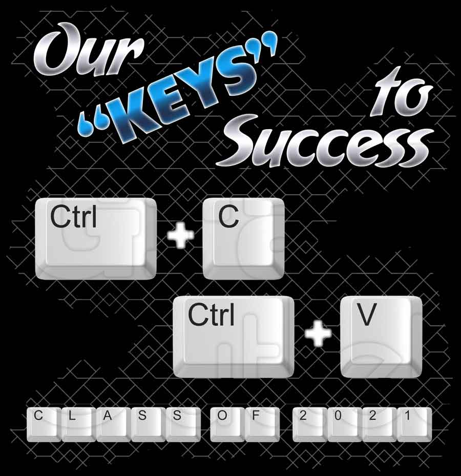 Our Keys To Success Hoodie
