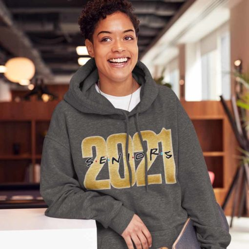 Friends and the Golden Year Hoodie