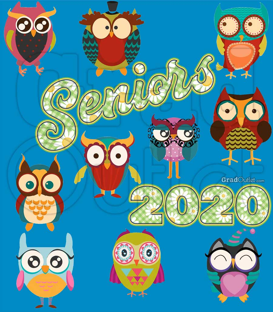Class of 20## - What a Hoot!