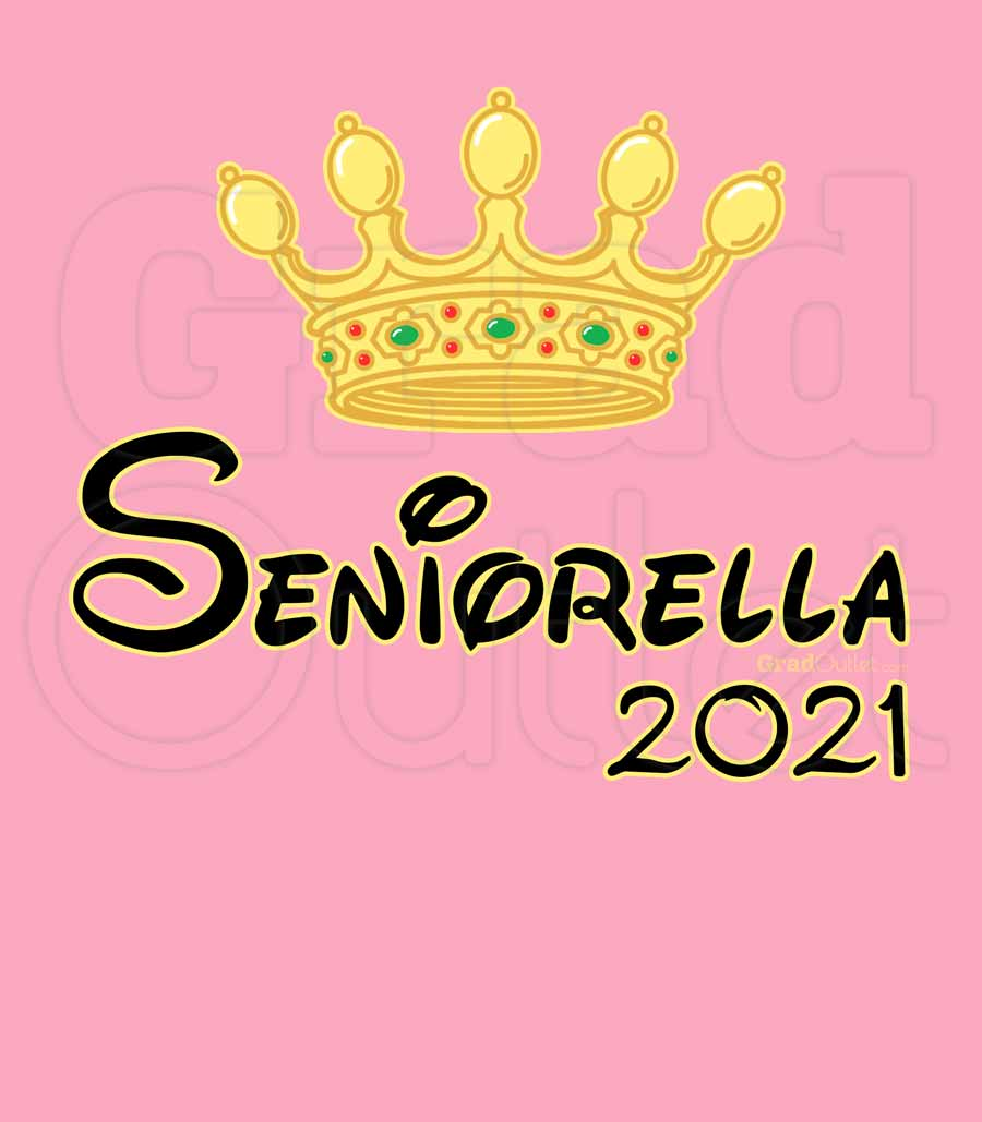 Seniorella Crown Hoodie