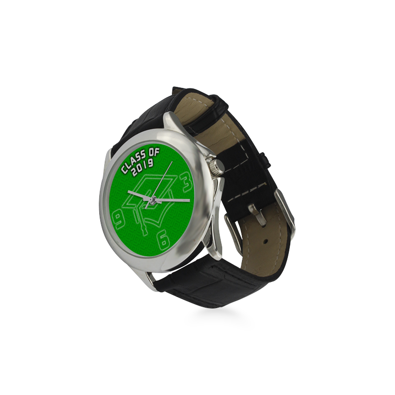 Classic Leather Watch - Team Colors 3D