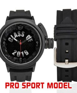 Pro Sport Watch - Various Black Face Designs