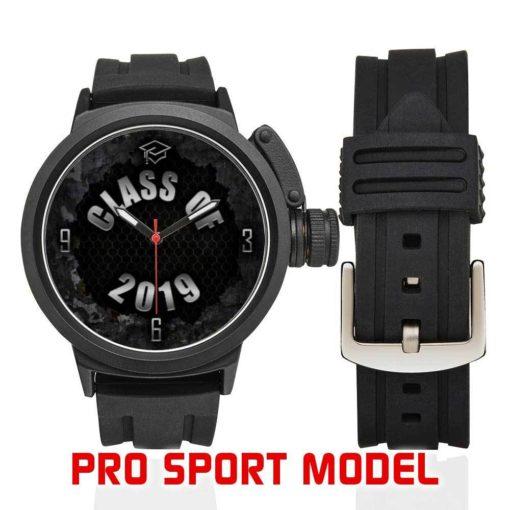 Pro Sport Watch - Various Black Face Designs